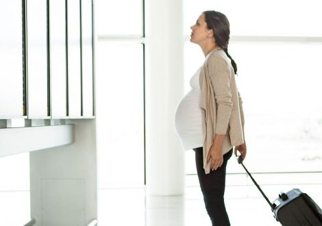 Travelling while pregnant. What should I consider?