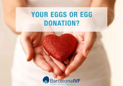 Own eggs or egg donation?