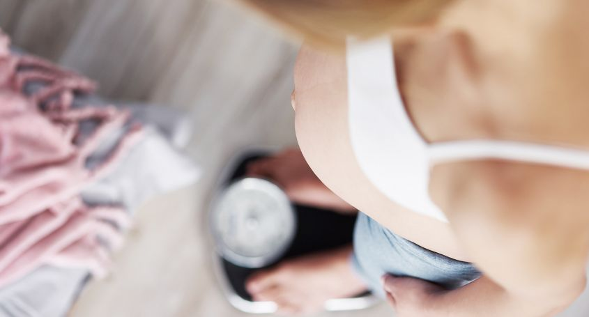 How weight influences when trying to get pregnant